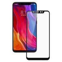 Защитное стекло 3D для Xiaomi Mi 8 Pro Black