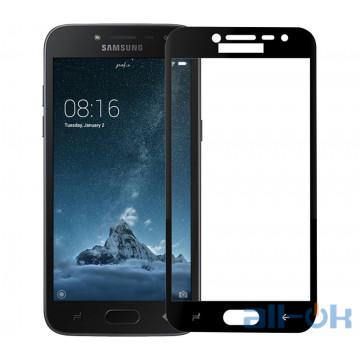 Защитное стекло 3D для Samsung J250 (J2-2018) Black