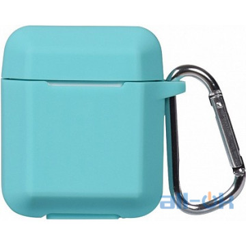 Кейс TOTO Plain Ling Angle Case AirPods Mint