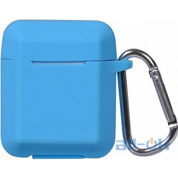 Кейс TOTO Plain Ling Angle Case AirPods Sky Blue