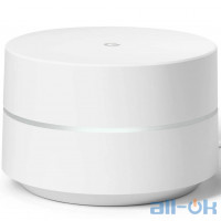 Беспроводной маршрутизатор (роутер) Google Wifi (1-Pack)