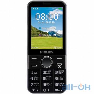 Philips Xenium E580 Dual Sim Black UA UCRF