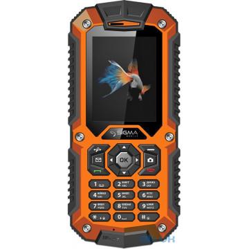 Sigma mobile X-treme IT67m Black-Orange UA UCRF