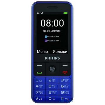 Philips Xenium E182 Blue UA UCRF