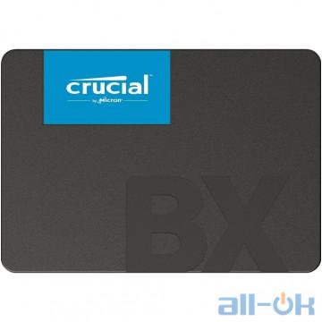 SSD накопитель Crucial BX500 480 GB (CT480BX500SSD1)
