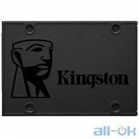 SSD накопичувач Kingston SSDNow A400 240 GB (SA400S37/240G)