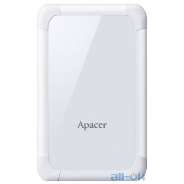 Жесткий диск Apacer AC352 White 1 TB (AP1TBAC532W-1)
