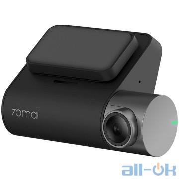 Автомобильный видеорегистратор Xiaomi 70mai Smart Dash Cam Pro (MidriveD02)
