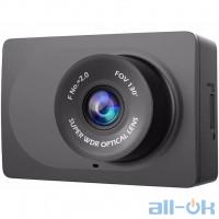 Автомобільний відеореєстратор Xiaomi Yi Compact Car DVR Black (YCS1.A17)