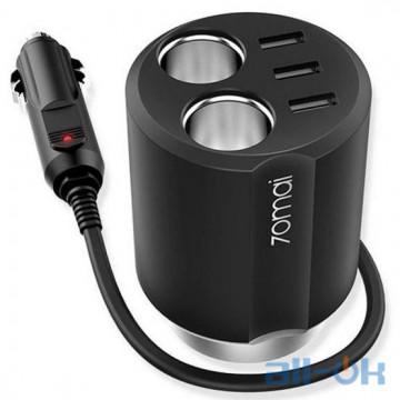 Автомобильное зарядное устройство 70Mai Cigarette Lighter Socket (Midriver CC03/CC04)