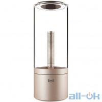Декоративна настільна лампа Yeelight Smart Atmosphere Candela Romantic Light (YLFW01YL)