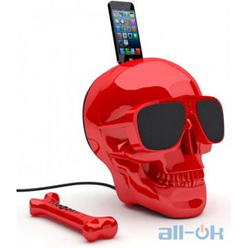 Моноблочная акустическая система Jarre AEROSKULL HD GLOSSY RED