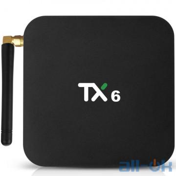 Медиаплеер стационарный Tanix TX6 4/64GB