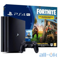 Игровая приставка Sony PlayStation 4 Pro PS4 Pro 1TB + Fortnite (9941507)