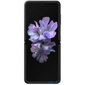 Samsung Galaxy Z Flip SM-F700 8/256GB Mirror Black (SM-F700FZKD) UA UCRF