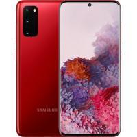 Samsung Galaxy S20 SM-G980 8/128GB Red (SM-G980FZRD) UA UCRF