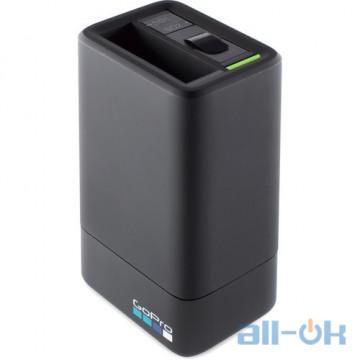 Зарядное устройство GoPro Fusion Dual Battery Charger + Battery (ASDBC-001-EU)