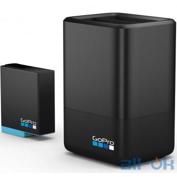 Зарядное устройство GoPro Dual Battery Charger + Battery (AJDBD-001-EU) (HERO8 Black)