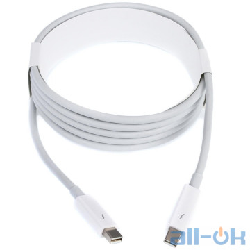 Кабель Thunderbolt Apple Thunderbolt Cable 2m (MD861)