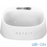 Розумна миска Petkit BioCleanAct Bowl White