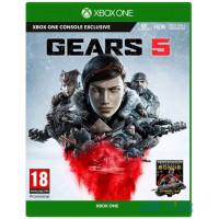 Игра Gears 5 (Xbox One, Русская версия)