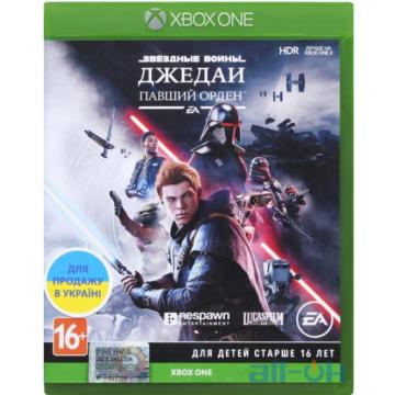 Игра Звёздные Войны Джедаи: Павший Орден. Star Wars: Fallen Order (Xbox One, Русская версия)