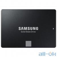SSD накопичувач Samsung 860 EVO 2.5 250 GB (MZ-76E250B)