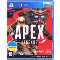 Игра Apex Legends: Bloodhound Edition (PS4, Русские субтитры)
