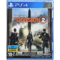 Игра Tom Clancy's The Division 2 (PS4, Русская версия)