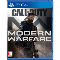 Игра Call of Duty: Modern Warfare (PS4, Русская версия)