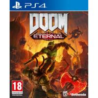Игра DOOM Eternal (PS4, Русская версия)