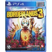 Гра Borderlands 3 (PS4, Російські субтитри)