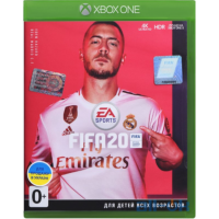Игра FIFA 20 (Xbox One, Русская версия)