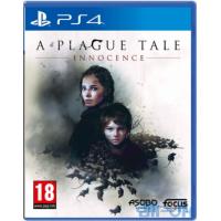 Гра A Plague Tale: Innocence (PS4, Російські субтитри)