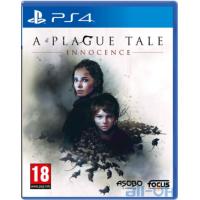 Игра A Plague Tale: Innocence (PS4, Русские субтитры)