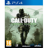 Игра Call of Duty: Modern Warfare Remastered (PS4, Русская версия)