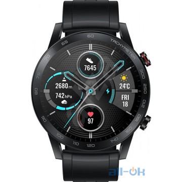 Смарт-часы Honor MagicWatch 2 46mm Charcoal Black (55024945)