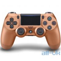 Геймпад Sony DualShock 4 V2 Metallic Copper (9766612)