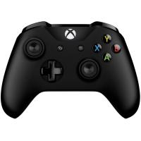 Геймпад Microsoft Xbox One Wireless Controller Black
