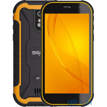 Sigma mobile X-treme PQ20 Black Orange UA UCRF