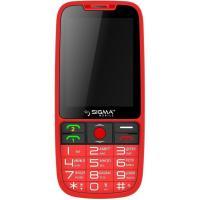 Sigma mobile Comfort 50 Elegance3 Red