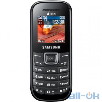 Samsung E1202 (Black) UA UCRF