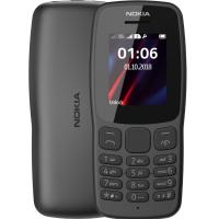 Nokia 106 New DS Grey (16NEBD01A02) UA UCRF