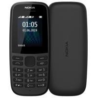 Nokia 105 Dual Sim 2019 Black (16KIGB01A01) UA UCRF