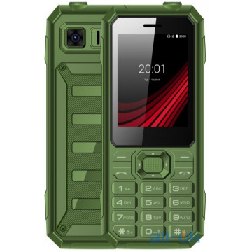 ERGO F248 Defender Dual SIM Green UA UCRF