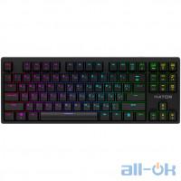 Клавіатура Hator Rockfall EVO TKL Optical (HTK-630) UA UCRF