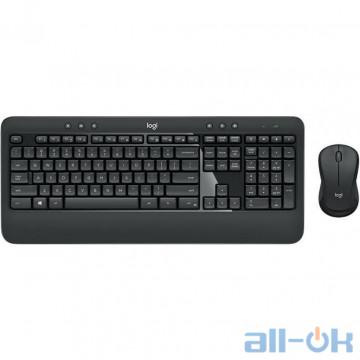 Комплект (клавиатура + мышь) Logitech MK540 Advanced (920-008686) UA UCRF