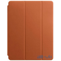 Обкладинка-підставка для планшета Apple Leather Smart Cover for 12.9 iPad Pro - Saddle Brown (MPV12)