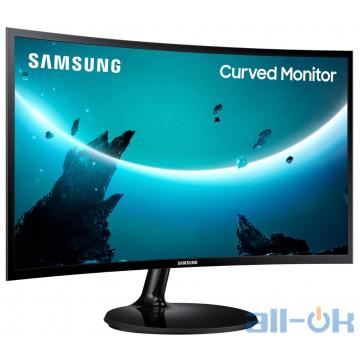ЖК монитор Samsung C27F390F (LC27F390FHIXCI) UA UCRF