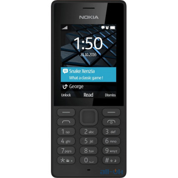 Nokia 150 Black UA UCRF